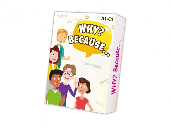 "game ""Why because?"""